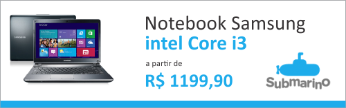 banner oferta de notebook no submarino