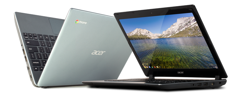 Notebook Acer Chromebook C710