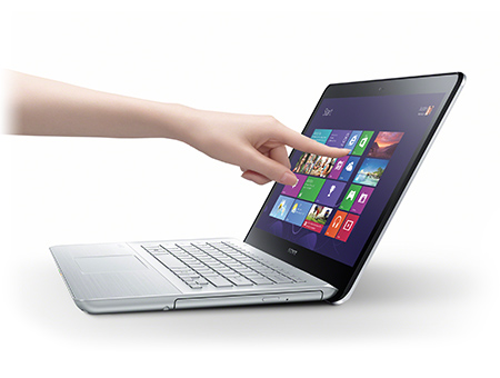Sony VAIO fit 14 touch i7