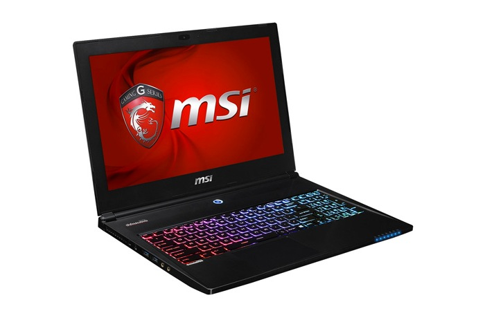 Notebook gamer MSI-GS60-Ghost-Pro