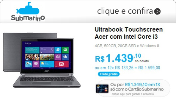 ultrabook touch acer core i3 sub