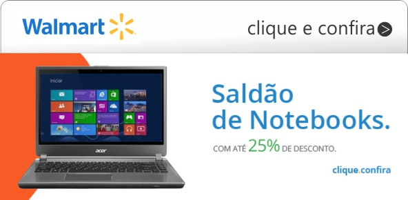 walmart saldão notebooks