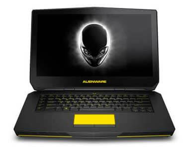 comprar Notebook Gamer Dell ALIENWARE AW-15R2-A10 Intel Core i5 tela 15