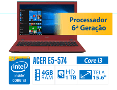Notebook recomendado do mês