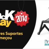 black friday de suportes para notebook os melhores para usar