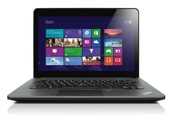Notebook lenovo thinkpad e431-MultiTouch para a interface com Windows 8