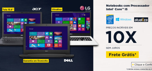Notebooks core i5 de grandes marcas