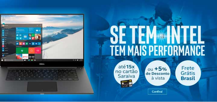notebook intel com windows 10 mais performance rapido