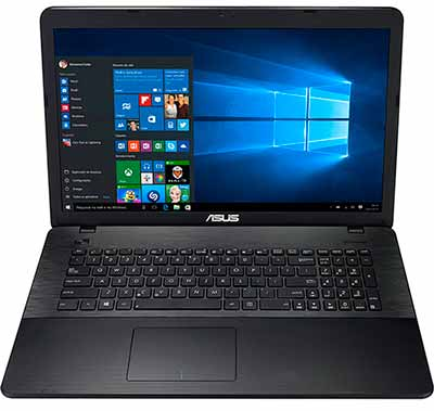 Notebook ASUS X751LJ-TY171T Intel Core i7