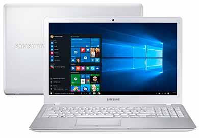 Notebook Samsung Expert X50 Intel Core i7 video nvidia dedicado