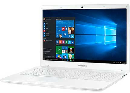 "Notebook Samsung Expert X22 Intel Core i5 8GB 1TB LED HD 15,6"" Windows 10 Branco"