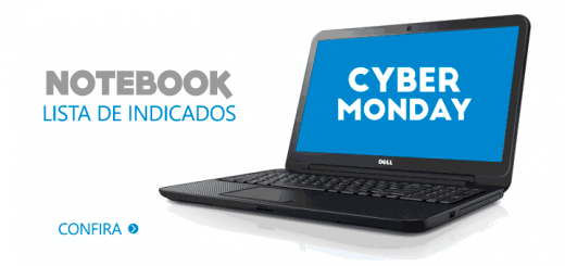 lista de notebook indicado no cyber monday