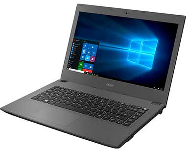 novo Notebook Acer E5-473-5896 Intel Core 5 i5 4GB HD 1TB Tela 14 video integrado