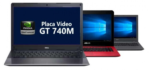 notebook com placa gt 740m e mais