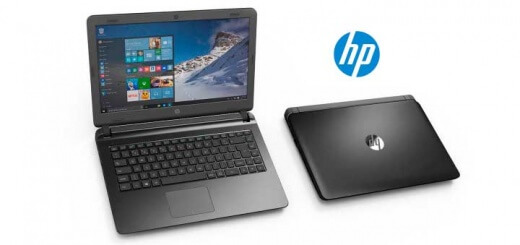 Notebook HP 14-ap020 Intel Core i3 4GB