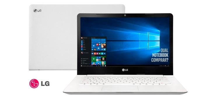 Notebook LG 14U360-L.BJ36P1 Ultra Slim comprar