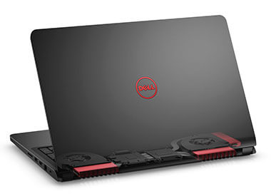 Dell Gaming edition visao tampa traseira