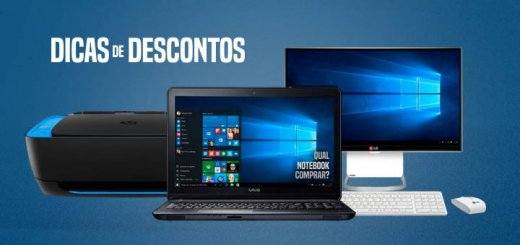 Descontos nos Notebooks impressoras e All in Ones fnac