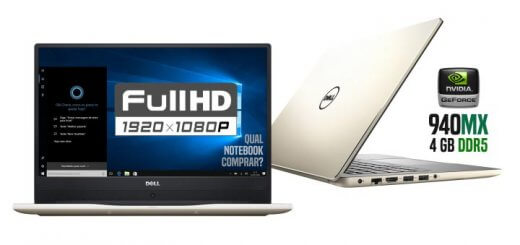 Notebook Dell Inspiron i14-7460-A20G Full HD