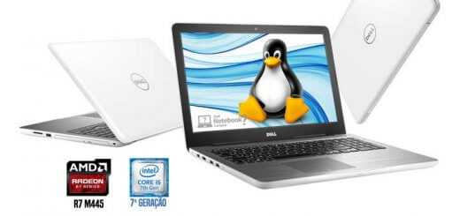 Dell Inspiron i15-5567-D30B Intel Core 7 i5