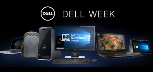 Dell Week notebooks