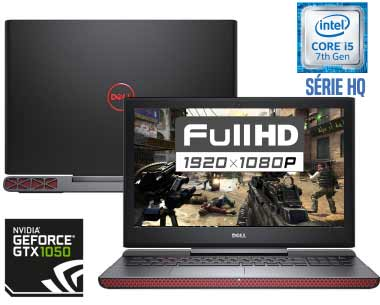 Dell Inspiron Gaming Edition i15-7567-A10P