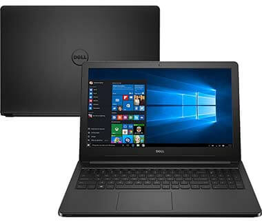 Dell Inspiron i15-5566-A10P Intel Core 6 i3