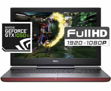 Notebook Dell Inspiron Gaming Edition i15-7567-A20P
