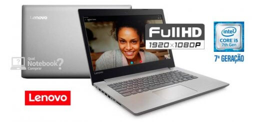 Lenovo Full HD Ideapad 320 core i5