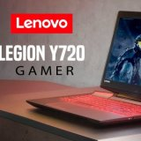 Notebook Gamer Lenovo Legion Y720 brasil