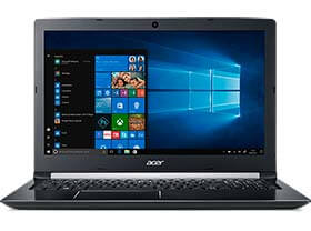 notebook acer Aspire 5 serie a515
