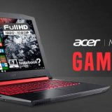 Notebook Acer aspire 5 gamer AN515-51-596D Core i5