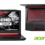 Notebook Gamer Acer aspire 5 AN515-51-596D brasil