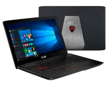 Notebook Gamer Notebook Asus GL552VW