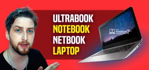 Notebook ou Laptop qual o certo NetBook e Ultrabook