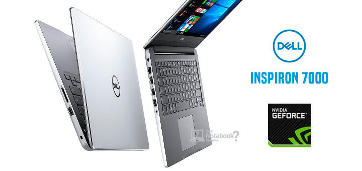 Dell Inspiron i14-7460-A serie 7000 full hd