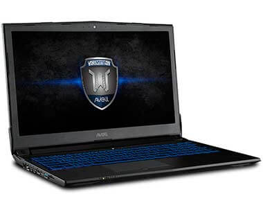 Notebook Gamer AvellTitanium W1511 MXTI