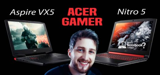 Comparativo Notebook Acer Gamer para comprar