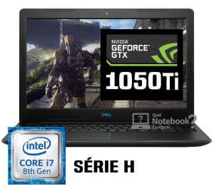 Dell Gaming G3 3579-A20P core i7 serie h barato