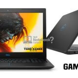 Notebook Gamer Dell G3 preto 2018 barato