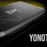 Notebook 2AM Gaming YoNote Y500