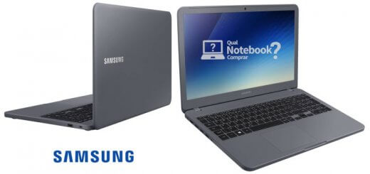 Notebook Samsung Essentials E20 Intel Celeron NP350XAA-KDABR