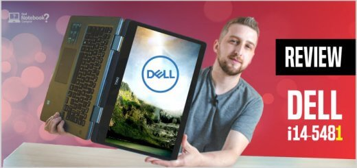 review Notebook 2 em 1 Dell Inspiron I14-5481