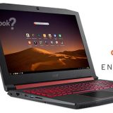 Acer Nitro 5 AN515-52-5771 i5-8300H GTX 1050 8 GB RAM 1 TB HD 128 GB SSD Endless OS