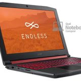 Acer Nitro 5 AN515-52-7974 i7-8750H GTX 1050Ti 8 GB RAM 1 TB HD 128 GB SSD Endless OS