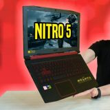 UNBOXING Notebook Gamer Acer Aspire Nitro 5 AN515-52 Brasil