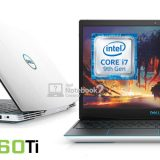 Notebook Gamer Dell G3-3590 cor branca core i7 e ssd 512 gb